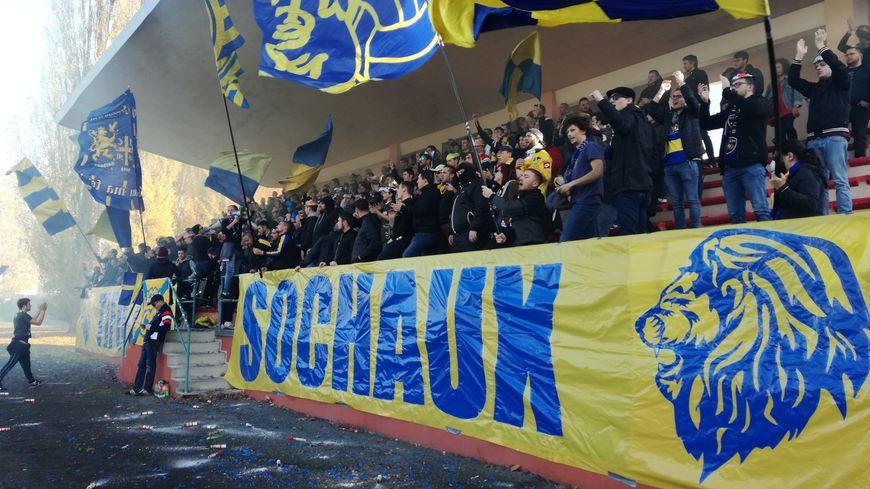 Ils étaient nombreux à répondre à l'appel des clubs de supporters dimanche pour le match FCSM-Amnéville.