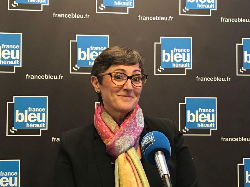 Geneviève Nguyen, présidente des Restos du Coeur de l'Hérault