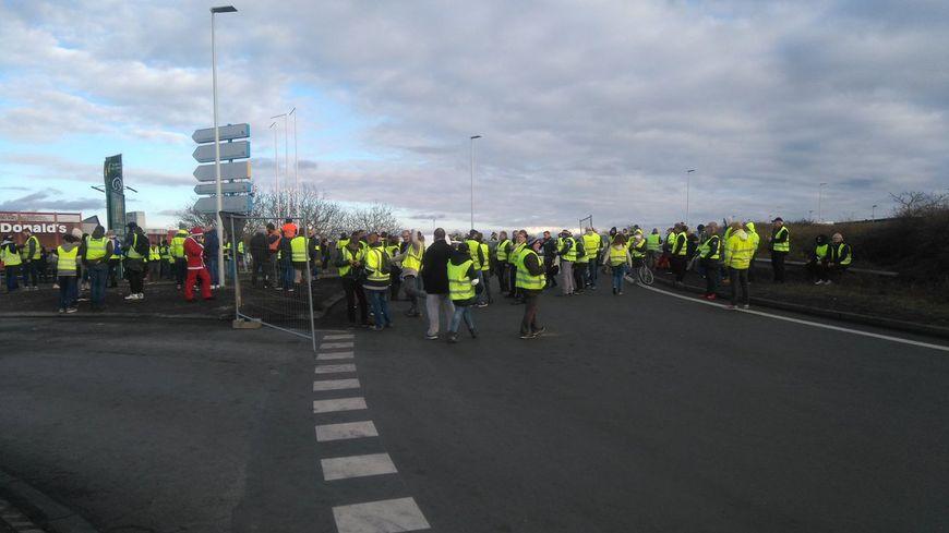 Une douzaine de points de rassemblement sont recensés ce dimanche matin dans le département du Calvados.