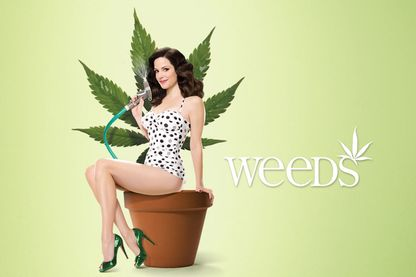 Weeds : Photo Mary-Louise Parker