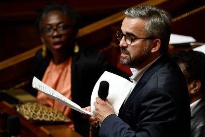 Le député de La France insoumise Alexis Corbière