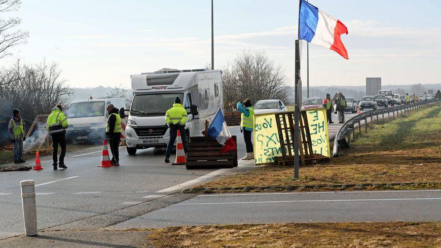 Mobilisations des gilets jaunes dans les Pyrénées-Orientales
