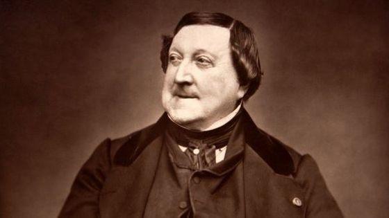 Composer Rossini