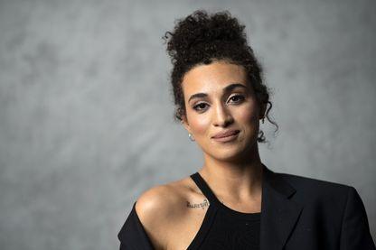 Camélia Jordana, chanteuse et actrice française