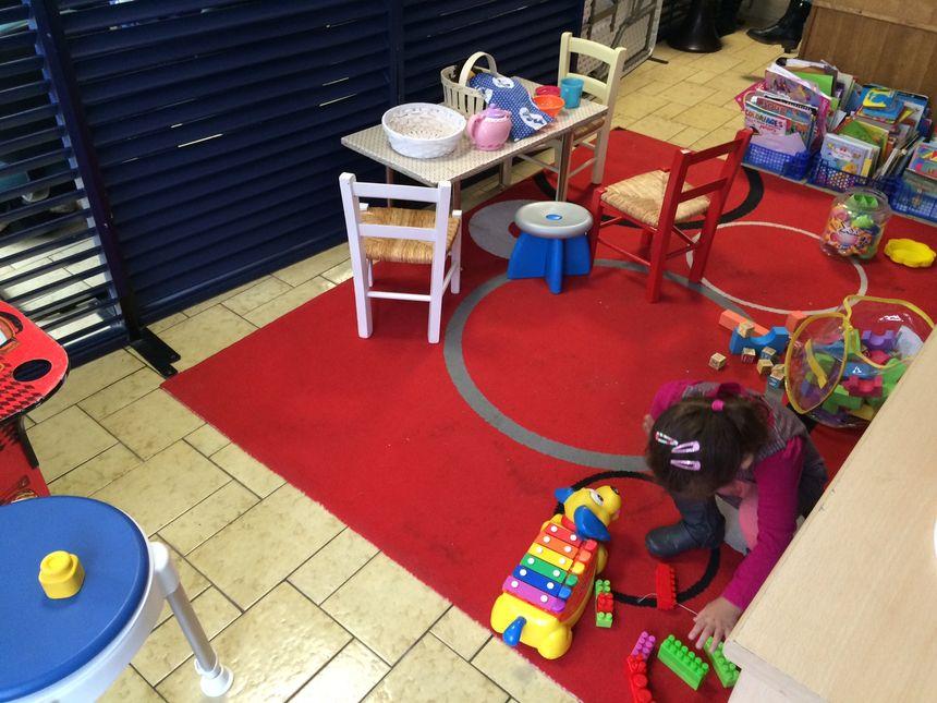 Les enfants des bénéficiaires pris en charge aux restos du cœur de Bergerac