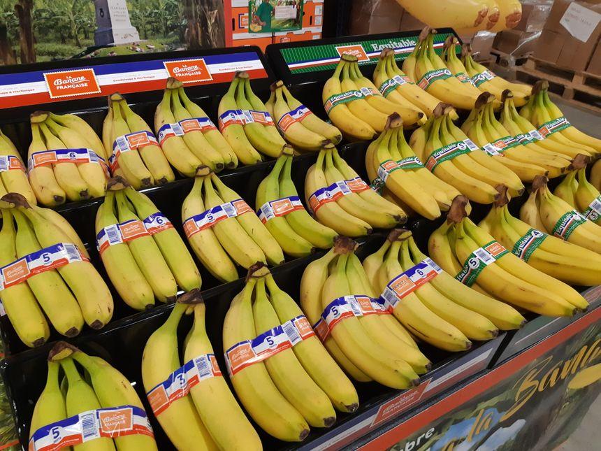 Le consommateur est prêt à payer plus cher pour une banane française, de meilleure qualité et vendue à la pièce.