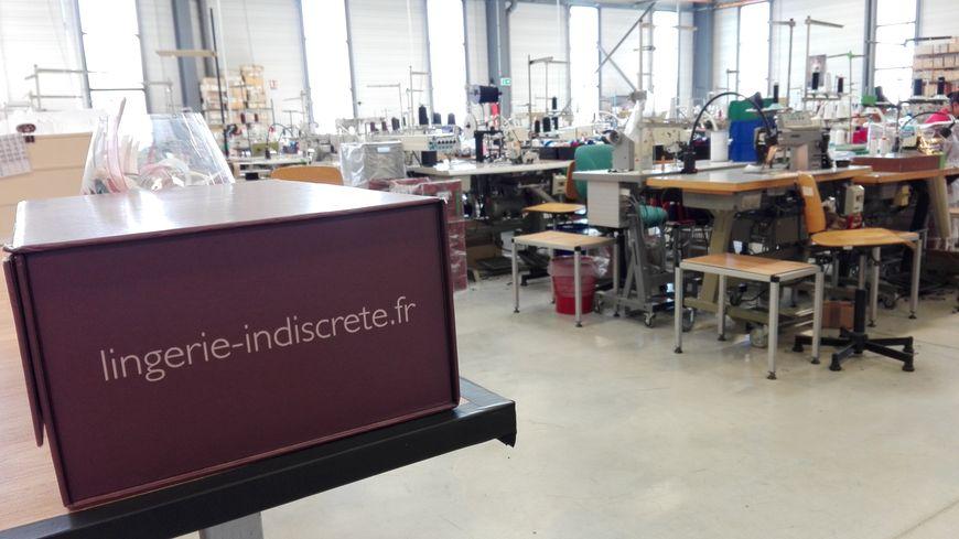 La manufacture de lingerie féminine est en redressement judiciaire.