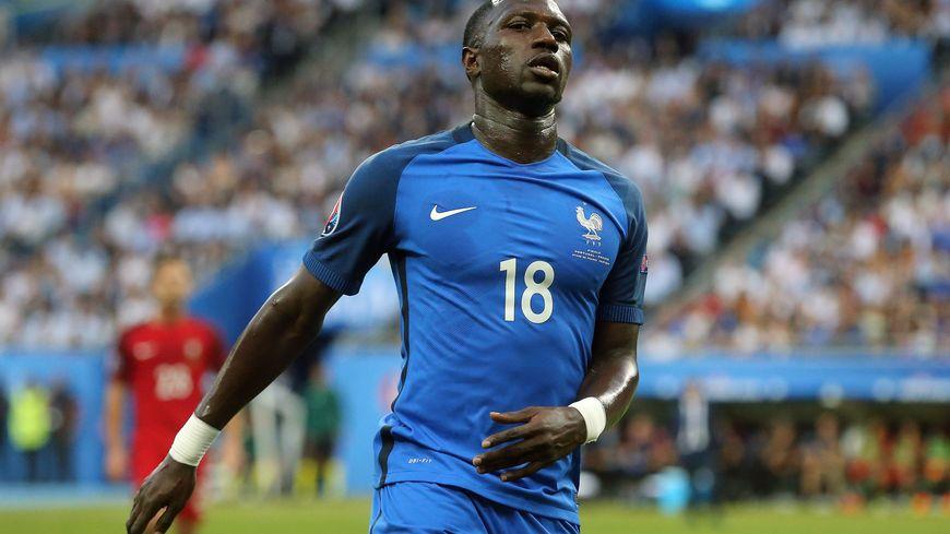 Moussa Sissoko avec l'équipe de France lors de l'Euro 2016