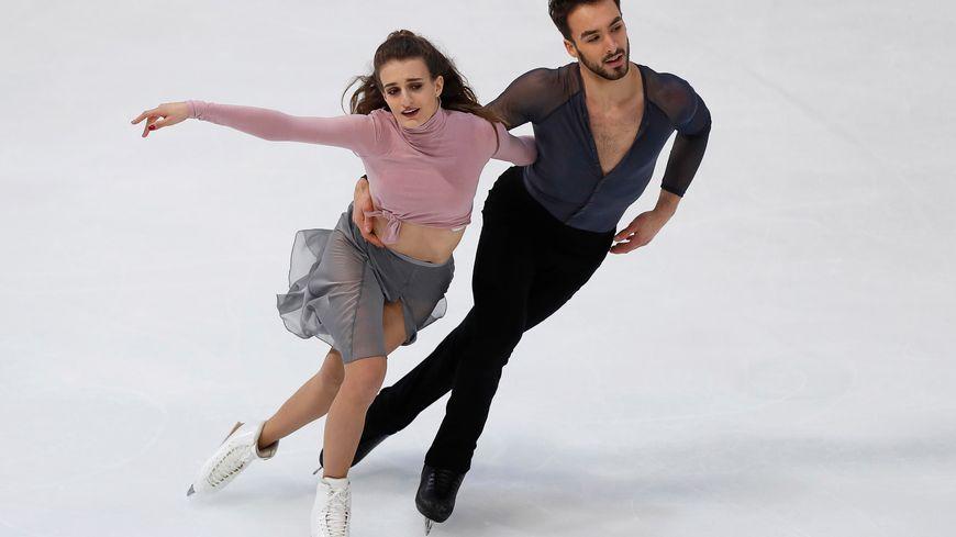 Les deux patineurs ont encore fait des merveilles sur la patinoire de Grenoble