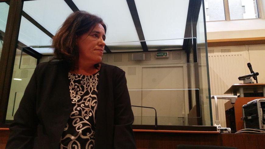 Rosa Da Cruz, la mère de Séréna, comparaît jusqu'à ce vendredi devant la cour d'assises de la Corrèze