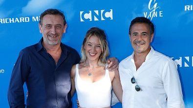 """Jean-Paul Rouve, Ludivine Sagnier et José Garcia réunis dans le film """"Lola et ses frères"""""""