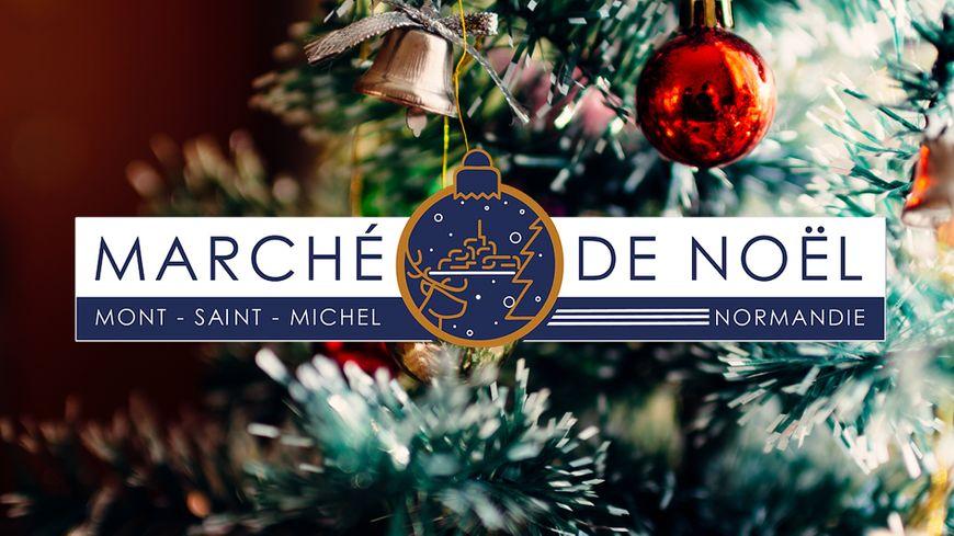Le marché de Noël du Mont Saint-Michel à Beauvoir en Normandie
