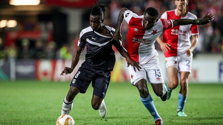 A l'aller, Yann Karamoh et Bordeaux s'étaient inclinés (1-0) à Prague.
