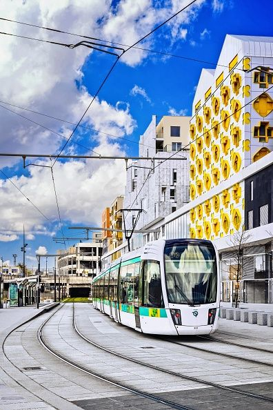 Le tramway à Paris en 2018