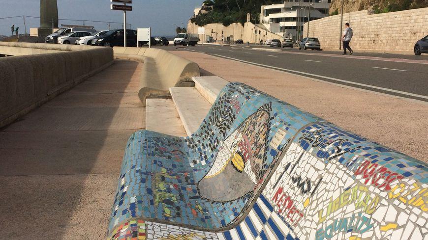 Les prochaines fresques de mosaïques seront installées au mois de févrtier 2019.