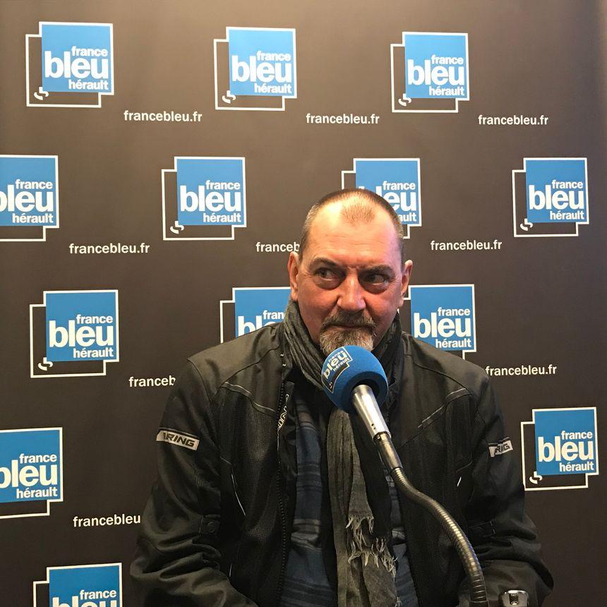 Philippe Weinstein, responsable hôtellerie et restauration au CHU de Montpellier