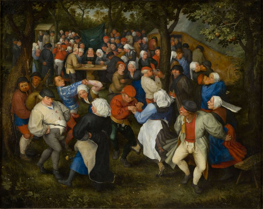 Exposition Fêtes et kermesses au temps des Brueghel (16 mars-14 juillet 2019) au Musée de Flandre