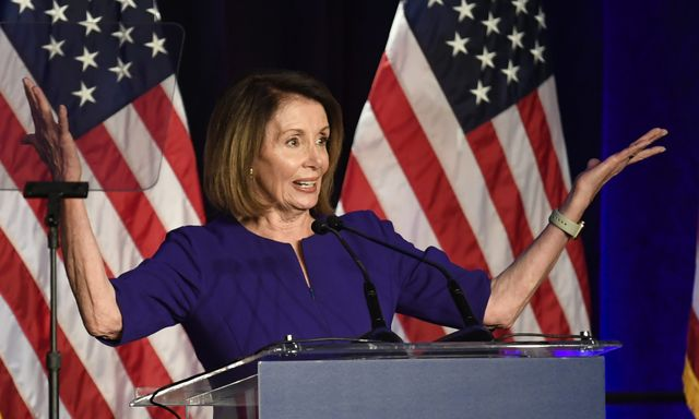Midterms aux États-Unis : la démocrate Nancy Pelosi pourrait devenir le speaker de la Chambre des Représentants