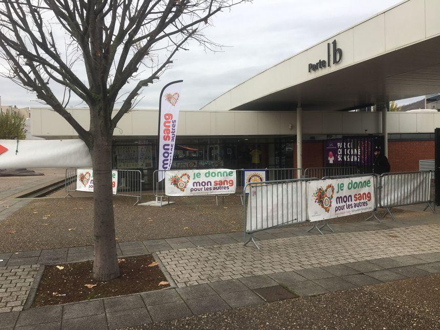 Le stade Marcel Michelin accueille les collectes événementielles