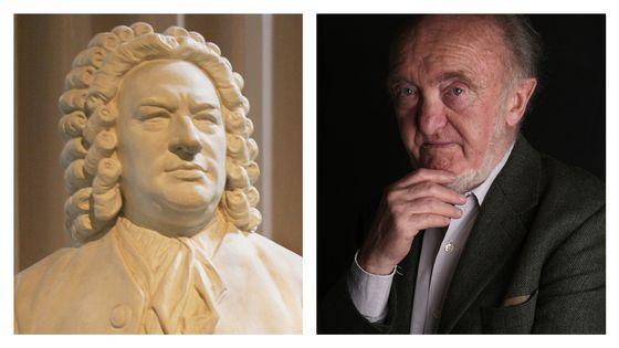 Bach et Albert Jacquard