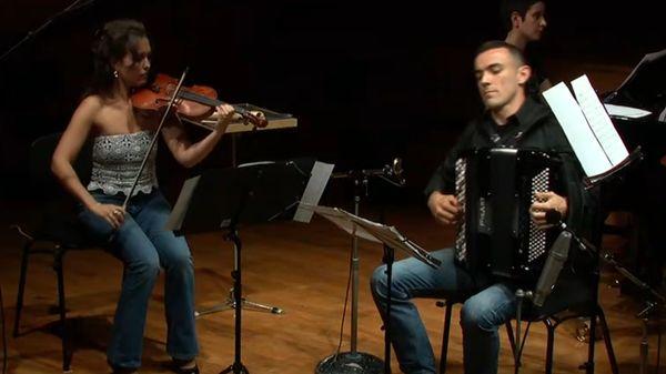 SpiriTango Quartet dans l'émission Génération France Musique, le live présentée par Clément Rochefort et diffusée tous les samedis de 16h à 18h