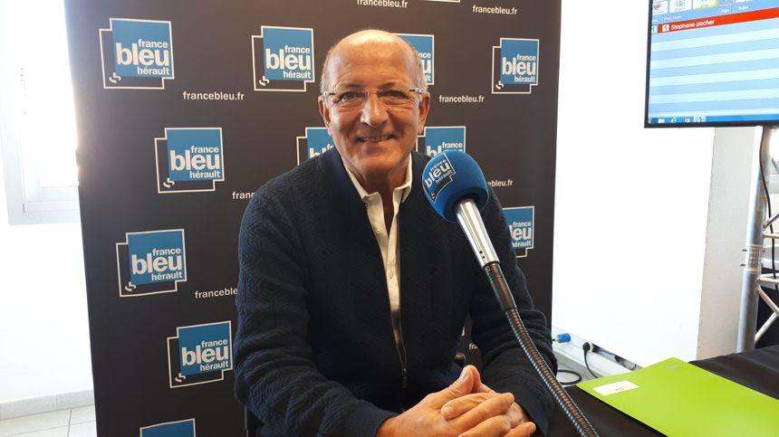 Serge Despérriès, responsable de la collecte nationale des Restos