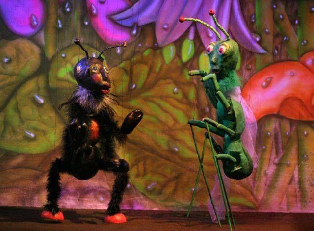 Gilles Martinet jouera La cigale et la fourmi à Noël à Gouesnac'h