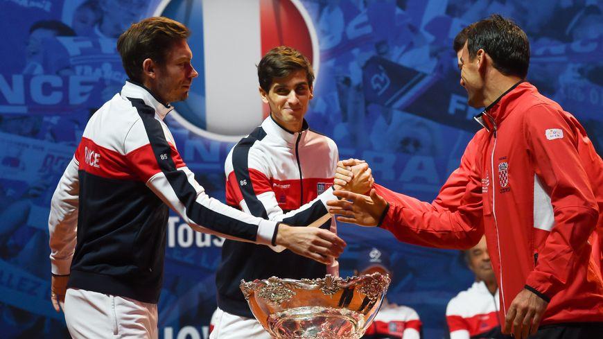Après deux défaites dans cette finale de la Coupe Davis, la paire Mahut-Herbert est condamnée à ramener la victoire lors du double de ce samedi après-midi