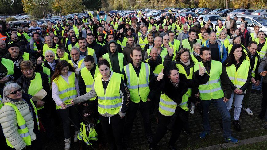 Carte Blocage 17 Novembre Bourgogne.Gilets Jaunes Les Blocages Prevus Dans Les Alpes Maritimes