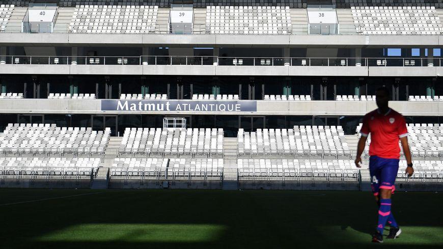 Un stade a moitié vide depuis son inauguration