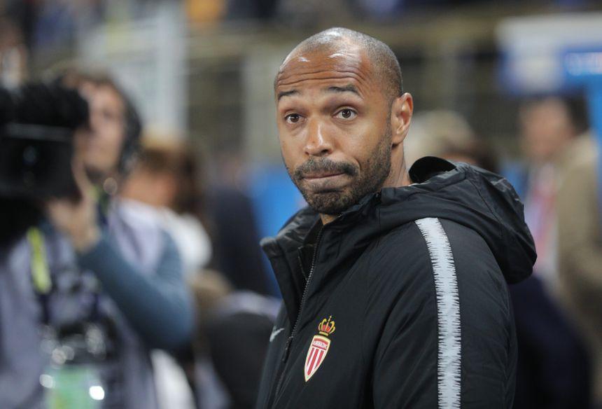 Thierry henry n'a toujours pas connu la victoire avec Monaco après trois matches disputés entre championnat et Coupe d'Europe.