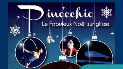 Pinocchio, le fabuleux Noël sur glisse