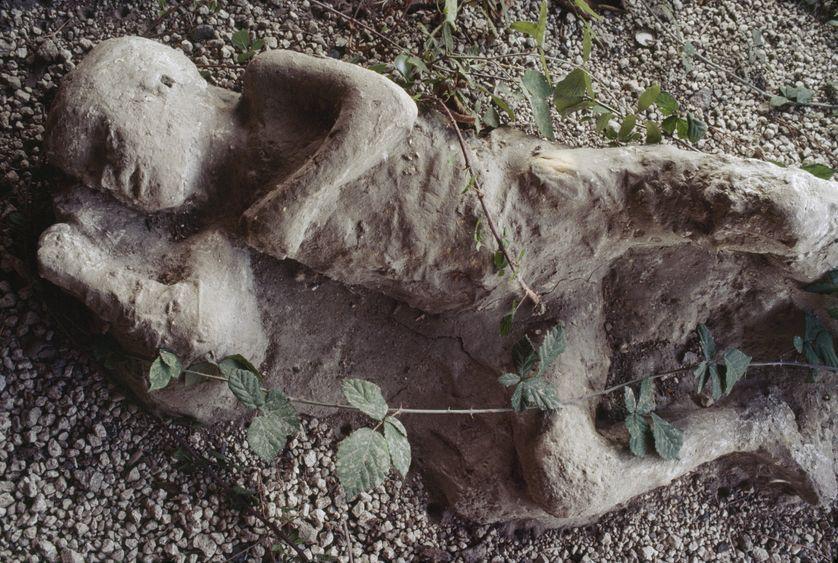 Le corps d'un enfant retrouvé à Pompéi