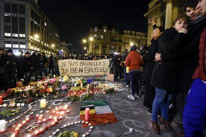 Bruxelles sous le choc après les attentats du 22 mars