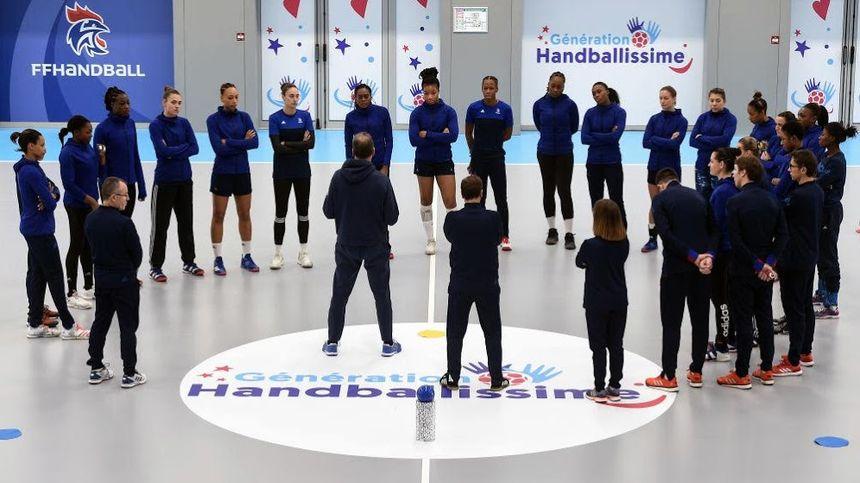 Equipe de France Féminine de handball