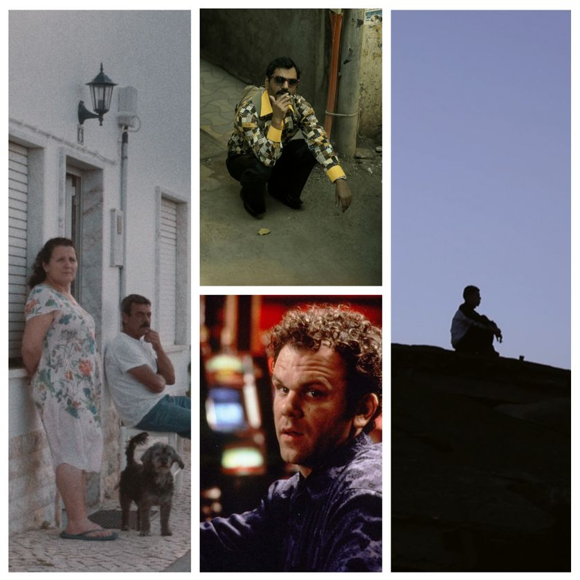 "à gauche : ""Terra Franca"" (© Docks 66), au milieu : ""The Mumbai Murders"" (© Stray Dogs Distribution) et ""Hard Eight"" (© Splendor Films), à droite : ""Atlal"" (© Capricci Films)"