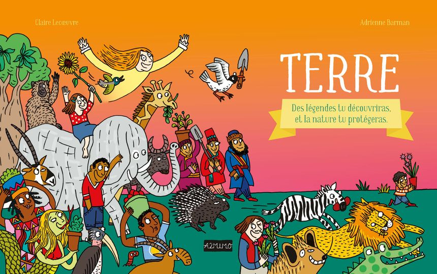 TERRE, editions A2MIMO