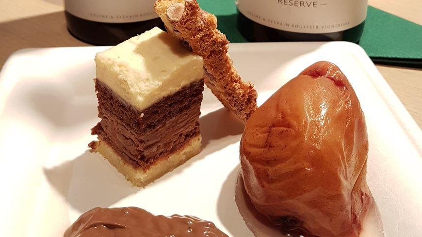 Desserts de Vincent Cornille