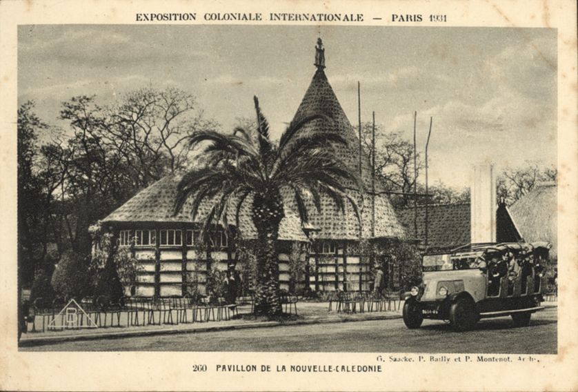 Pavillon de la Nouvelle-Calédonie à l'Exposition coloniale internationale de 1931
