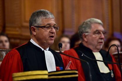 Jean-Michel Hayat, président du TGI de Paris