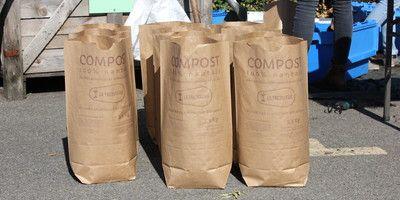La Tricyclerie vend désormais du compost en vrac ou en sachet