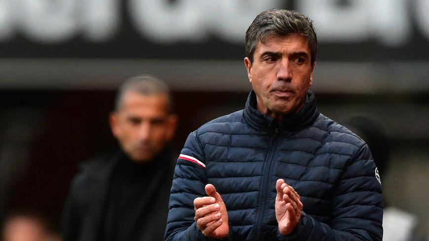 L'entraîneur rémois David Guion espère que ses troupes vont bien négocier la dernière ligne droite avant la fin des matches aller.