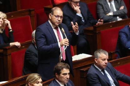 David Lorion, député LR de La Réunion