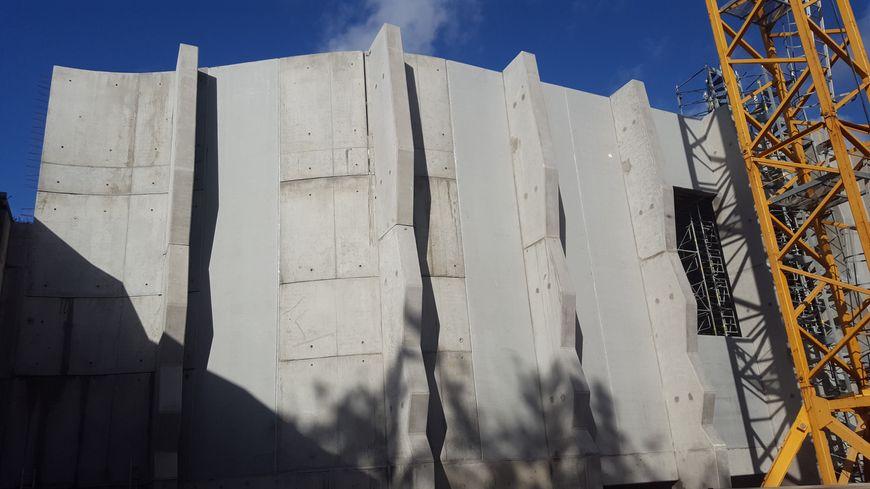L'extension de la soufflerie Jules Vernes fait près 900 mètres carrés