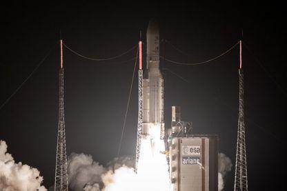 La mission BepiColombo a décollé vers Mercure dans la nuit du 19 au 20 octobre 2018