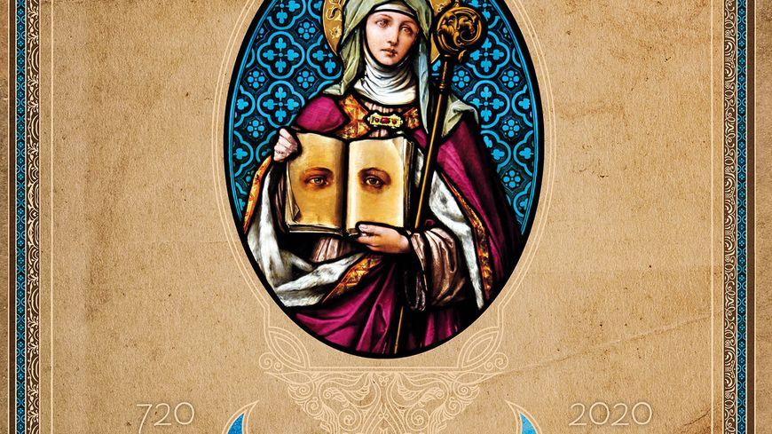 Couverture Sainte-Odile par Marie Thérèse Fischer