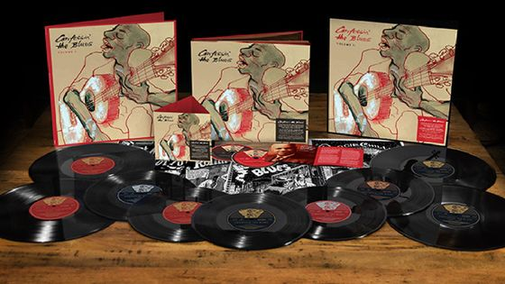 "Coffret ""Confessin' The Blues"""
