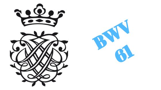 BWV 61 « Nun komm der Heiden Heiland I »