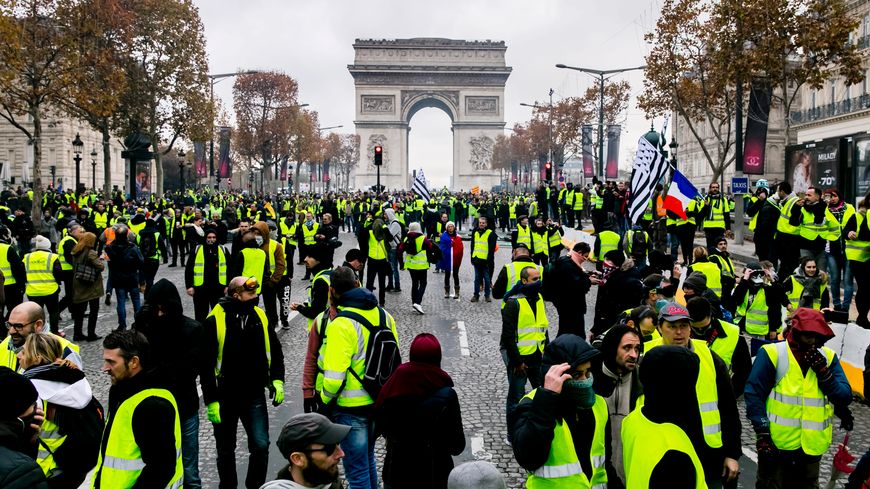 Les Champs -Elysées seront bouclés samedi.