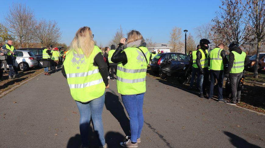 3ème journée de mobilisation pour les gilets jaunes dans toute la France